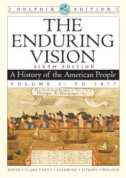 The Enduring Vision Volume 1 by Paul Boyer