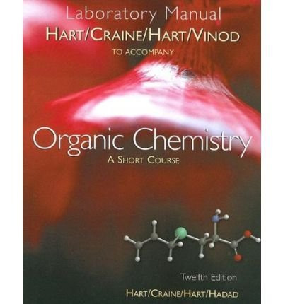 study guide with solutions manual for hart craine hart hadad s rh americanbookwarehouse com David Klein Organic Chemistry Solution Manual David Klein Organic Chemistry Solution Manual