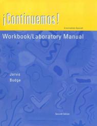 Workbook/Laboratory Manual To Accompany Continuemos