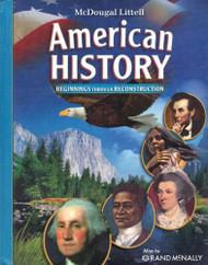 Mcdougal Littell Middle School American History