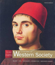 History Of Western Society Volume 1 by John Mckay