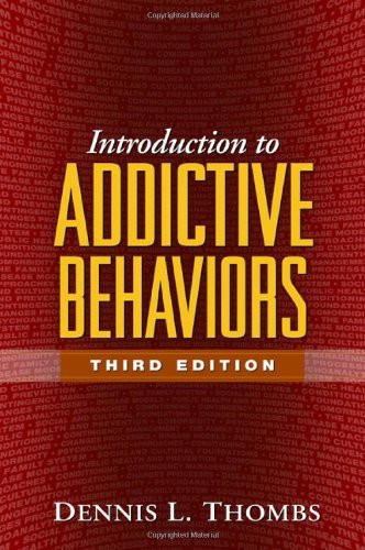 Introduction To Addictive Behaviors
