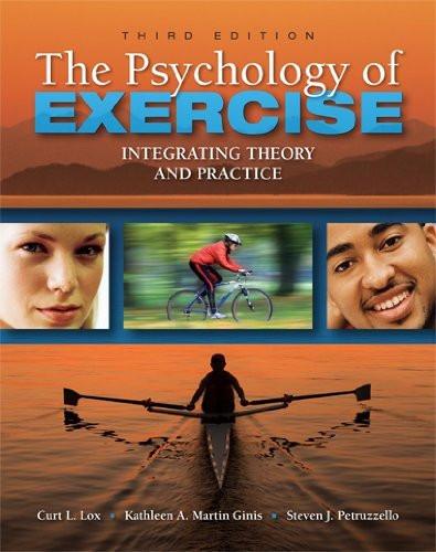 Psychology Of Exercise
