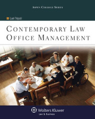 Contemporary Law Office Management by Lori Tripoli