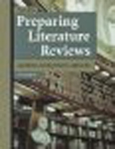 Preparing Literature Reviews