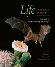 Life The Science of Biology Volume 2