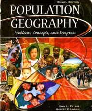 Population Geography by Gary Peters