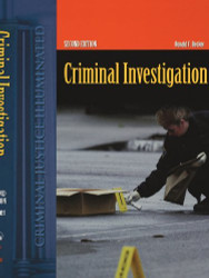 Criminal Investigation by Ronald F Becker