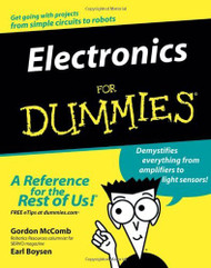 Electronics For Dummies by Gordon Mccomb