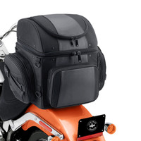 Large Back Rest Sissy Bar Bag( 4080 cubic inches)