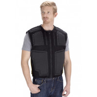 VikingCycle Ragnar Motorcycle Vest for Men