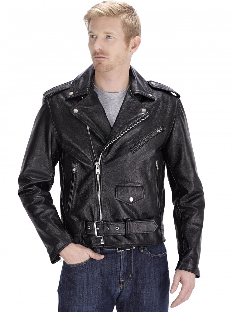 VikingCycle Angel Fire Motorcycle Jacket for Men