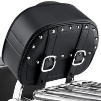 Viking Cruise Studded Motorcycle Tail Bag