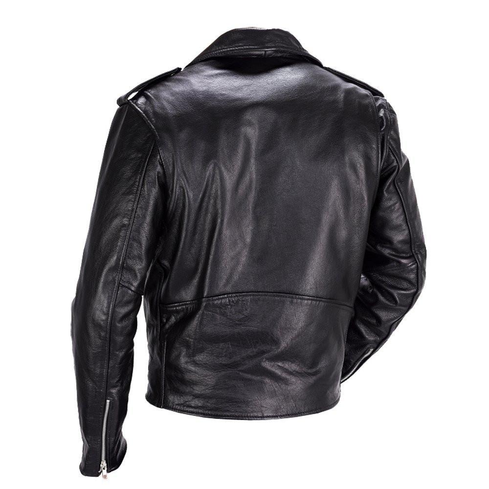 Mens leather jackets usa