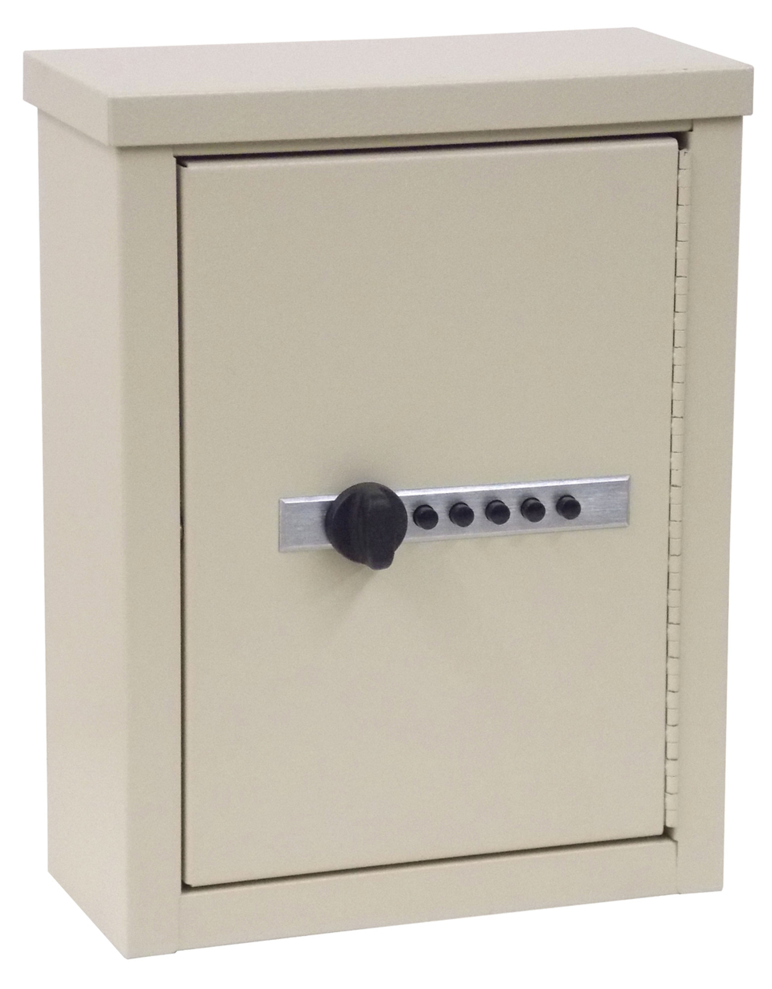 quick shop mini wall storage cabinet w combo lock
