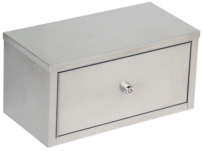 Small Double Door Narcotic Cabinet