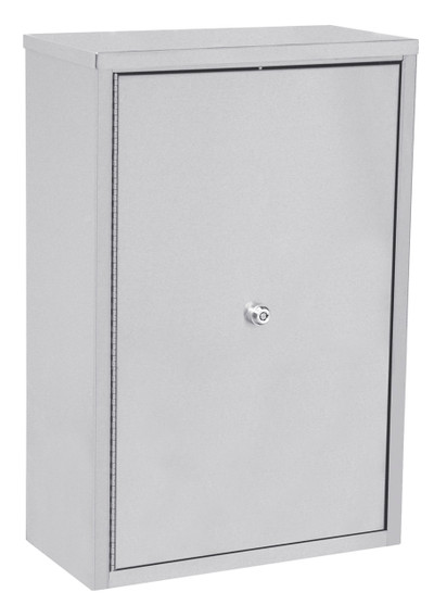 X-Large Double Door Narcotic Cabinet W 4 Shelves
