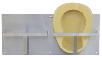 Double Bedpan Rack (303026)