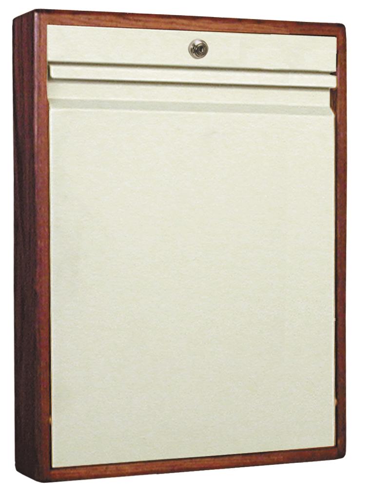 elite natural wood frame wall desks 291533 - Natural Wood Frame