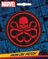 Marvel Comics Hydra Logo Iron-On Patch Ata-Boy 10021