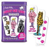 Crazy Cat Lady Bandages 15 pcs Accoutrements 12574