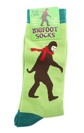 Bigfoot Socks Size 7-12 Accoutrements 126860
