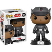 Funko Pop Star Wars - The Last Jedi 191 Finn in Disguise Funko 47446