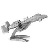 Metal Earth A-10 Warthog 3D Metal Model + Tweezer 11098