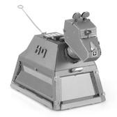 Metal Earth Doctor Who K-9 3D Metal Model + Tweezer 40036