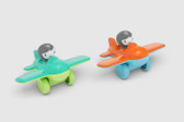 Kid O Mini Jet assorted colors Baby Toy 04412