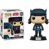 Pop Star Wars 205 Rose Specialty Funko figure 47651