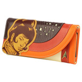 Star Trek TOS Uhura Retro Space Ladies Wallet The Coop 29503