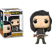 Pop Movies Mad Max Fury Road 514 The Valkyrie Funko figure 80259