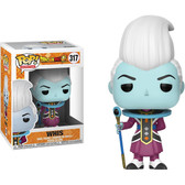 Pop 8-Bit Pop Animation Dragonball Z 317  Whis Funko figure 49805