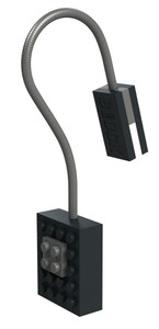 Block Light Clip on Reading Light Eclipse Black 53063