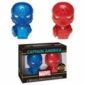 Marvel Captain America Hikari Captain America 2Pack Red/Blue Funko figure 37857