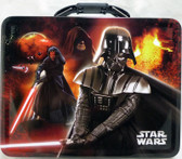 Star Wars Tin Box Carry All Large Darth\Yoda  47628