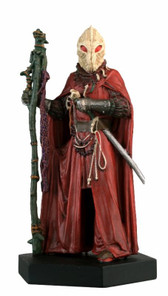 Doctor Who No. 20 Sycorax figure Underground 015478