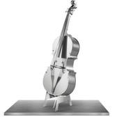 Metal Earth Bass Fiddle 3D Metal  Model + Tweezer  010817