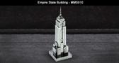 Metal Earth  Empire State Building 3D Metal  Model + Tweezer  010107