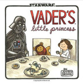 Star Wars Book HC Vader's Little Princess Chronicle 118697