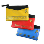 Star Trek TOS Uniform Coin Purse by The Coop