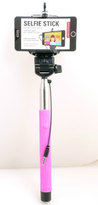 Selfie Stick Pink by Kikkerland 073821
