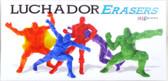 Luchador Erasers by Nuop Design 957678