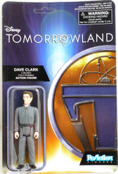 Disney Tomorrowland ReAction Dave Clark figure Funko 053307