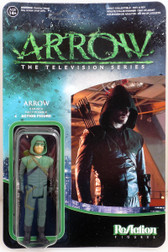 Arrow ReAction CHASE Arrow w/Mask figure Funko 053628