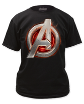 Marvel Avengers Age of Ultron Assemble T-Shirt small