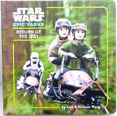 Star Wars Epic Yarns: Return of the Jedi Hardcover