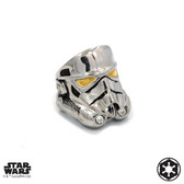 Han Cholo Star Wars Stormtrooper Ring  Size 9