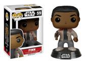 Pop Star Wars 59 Finn figure Funko 6221